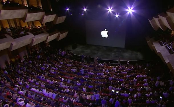 Apple event September 2017
