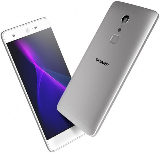 Sharp Aquos Z2