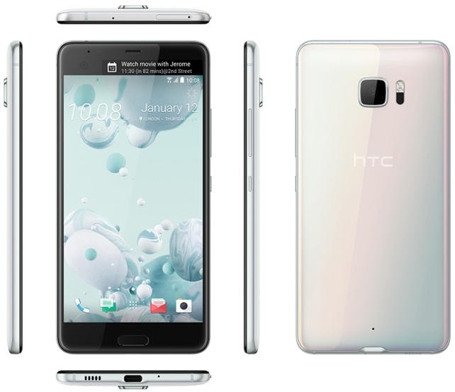 HTC U Ultra (white)
