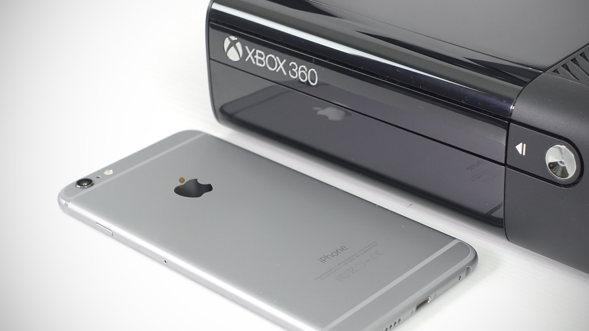 iPhone vs Xbox 360
