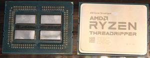 AMD Threadripper 2 close