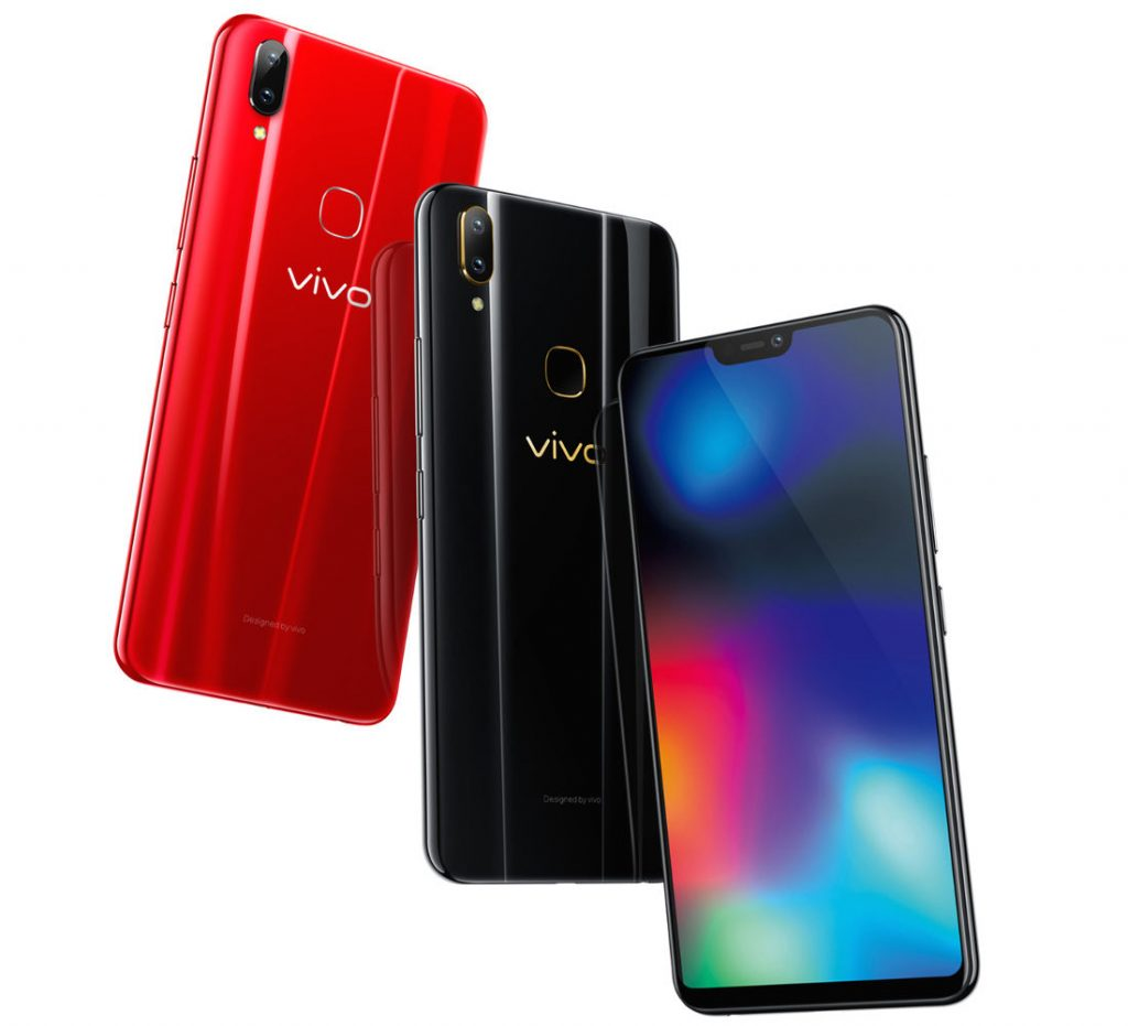 Vivo Z1i colors
