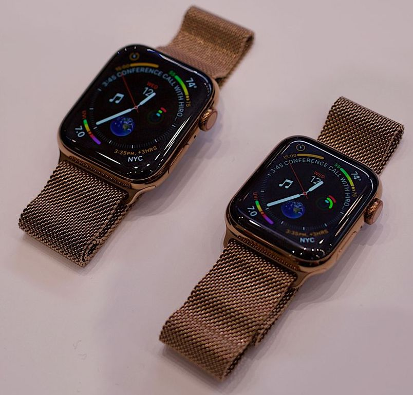Apple Watch 4 models