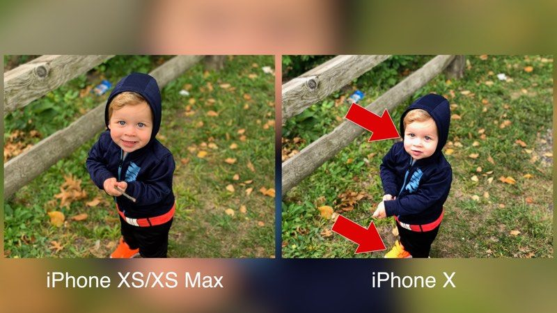 iPhone XS Max vs iPhone X-2