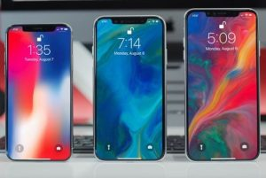 iPhone XS, XR and iPhone XS Max