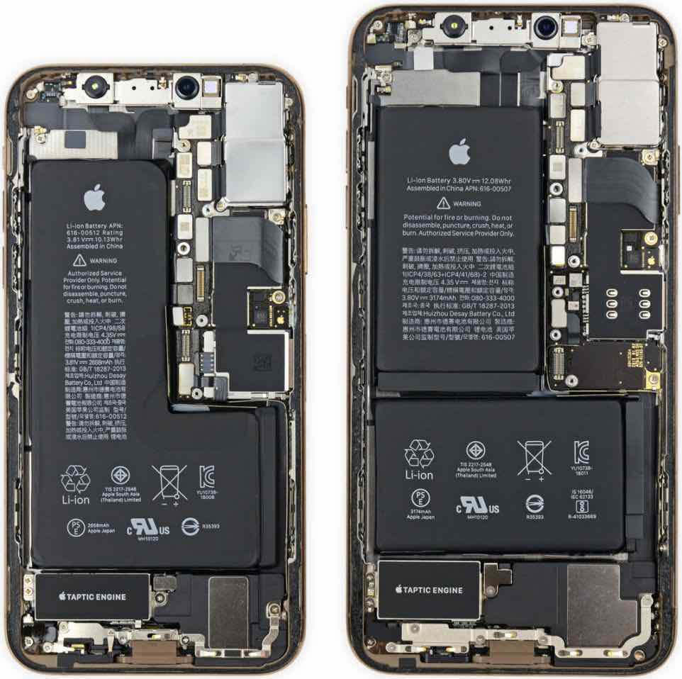 iPhone-XS-XS-Max-teardown