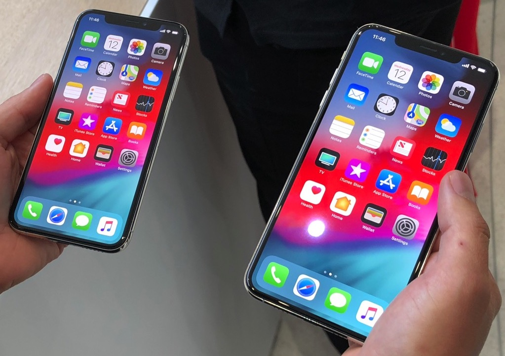 iPhone Xs & iPhone Xs Max