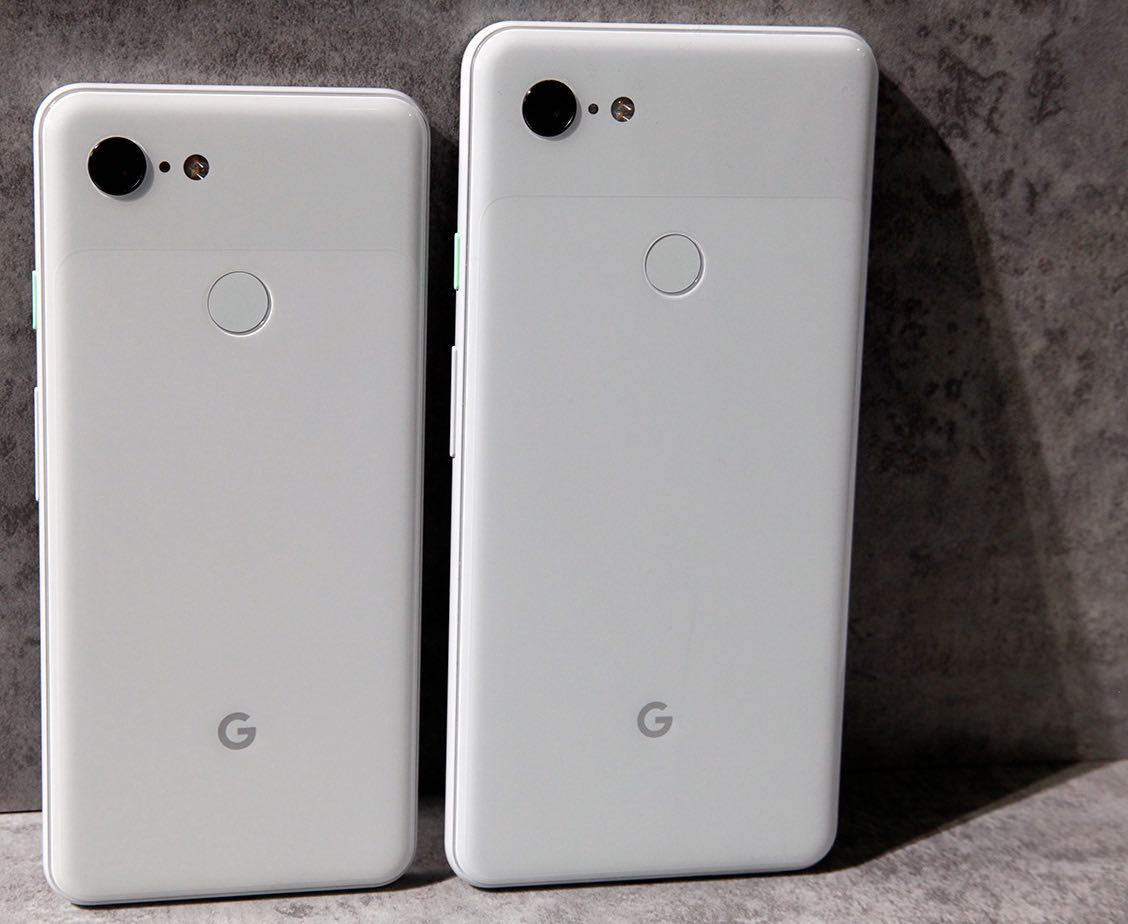 pixel-3&3XL back
