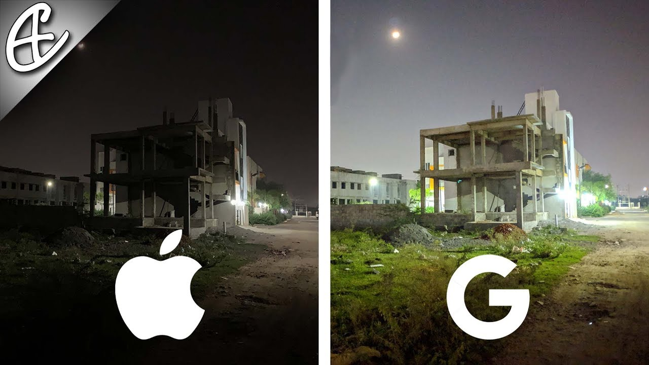 iPhone XS Max vs Pixel 3
