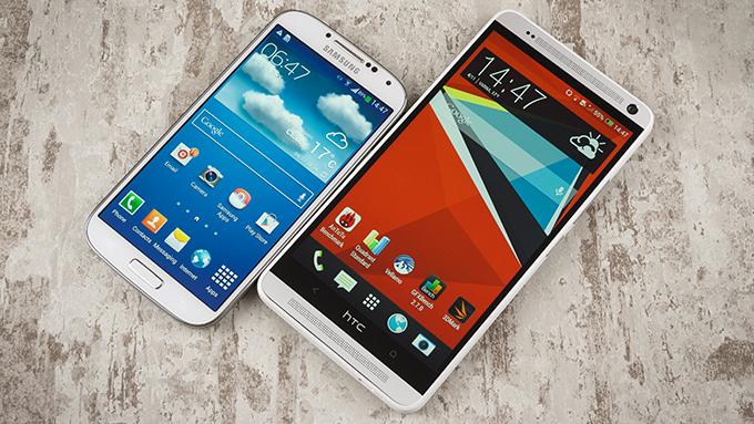 HTC One Max vs Galaxy Note 3