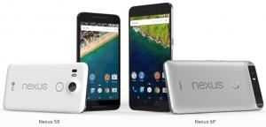 Nexus 6P & Nexus 5X