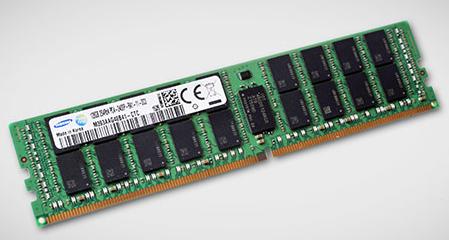 128 Гб DDR4 TSV