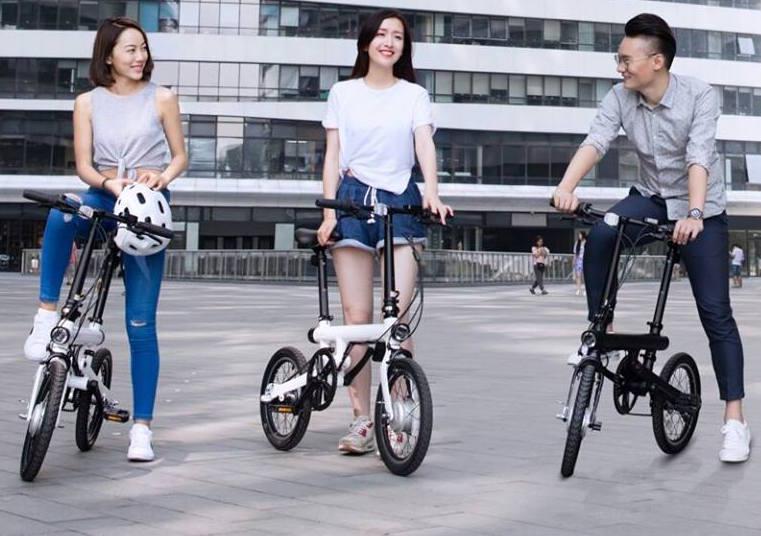 Mi Qicycle 3