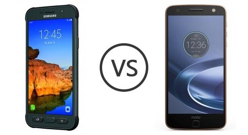Galaxy S7 Active vs Moto Z Force