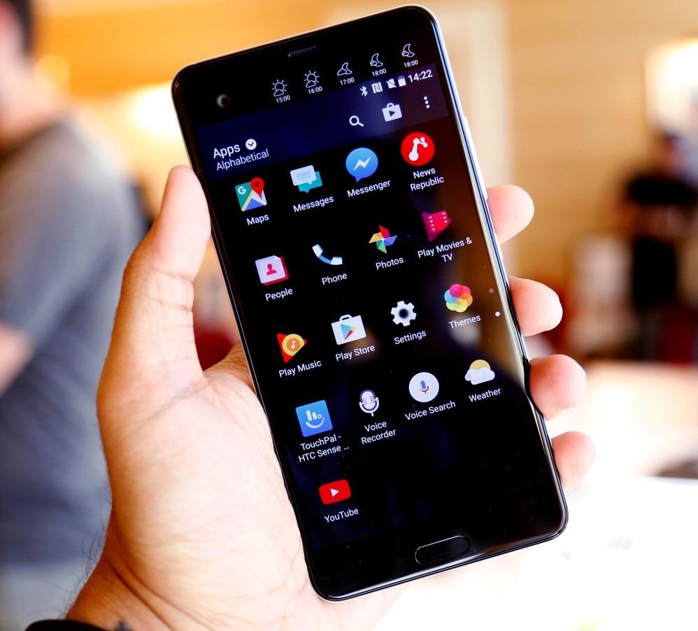 HTC U Ultra live