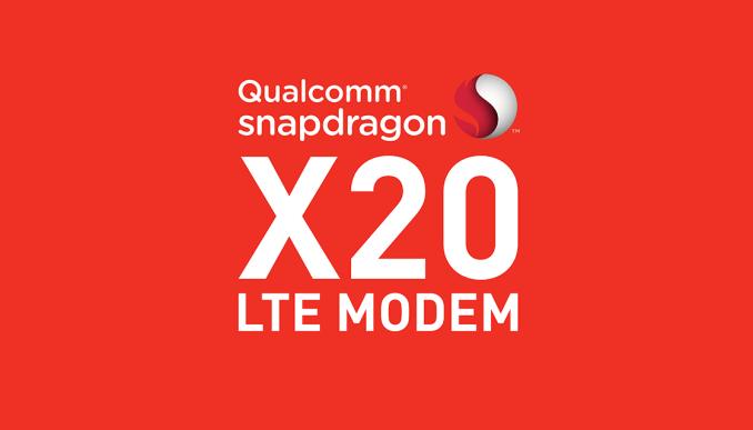 Snapdragon X20