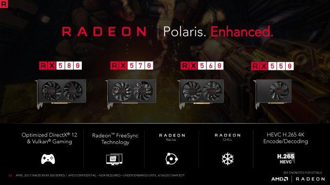 Radeon 500 series