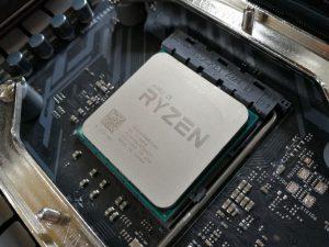 Ryzen 5 1600X chipset
