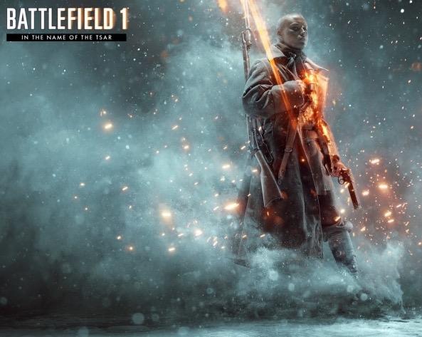 Battlefield 1 Russia