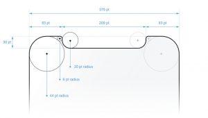 iphone-x-screen-measurements