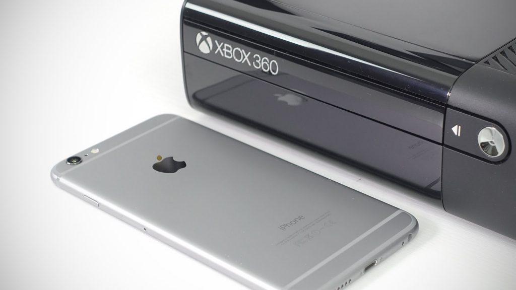 iPhone vs Xbox 360