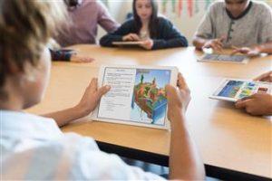iPad school