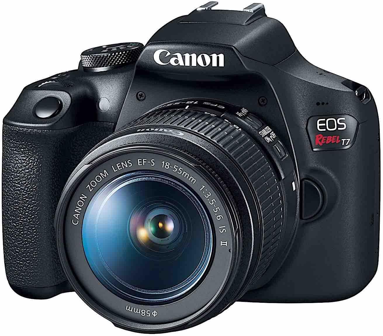 Canon Rebel T7
