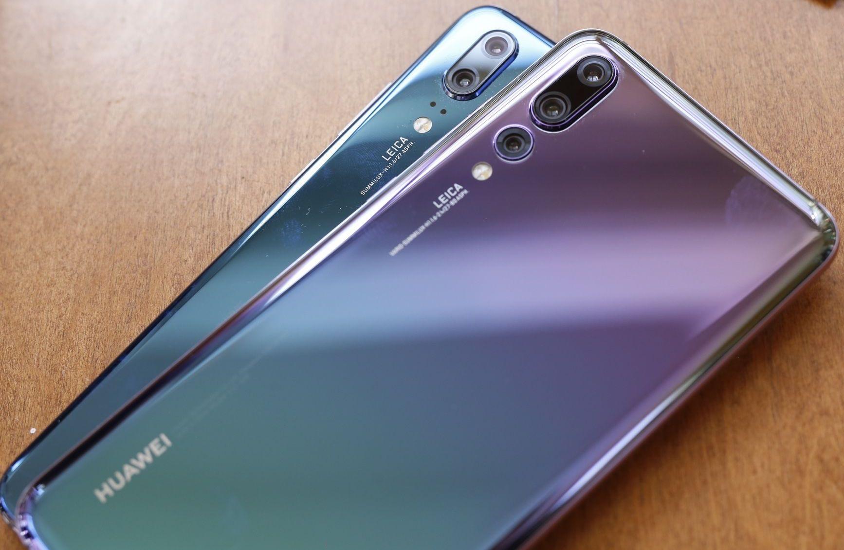 Huawei P20 & P20 Pro