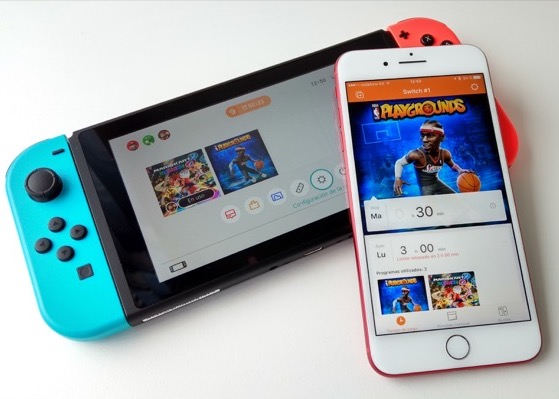 Nintendo Switch vs iPhone