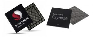 Snapdragon 845 VS Exynos 9810