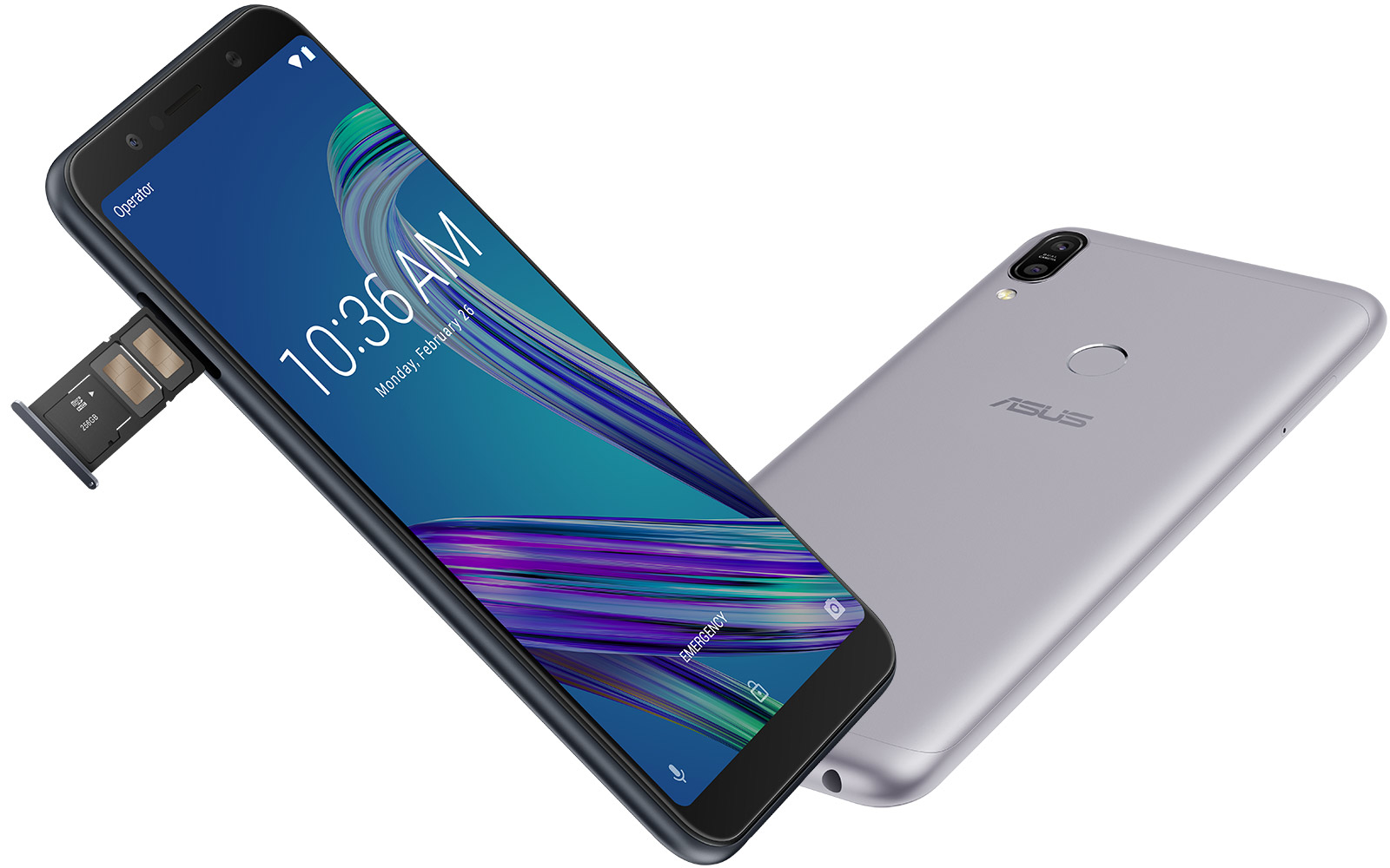 Asus Zenfone Max Pro M1 sim