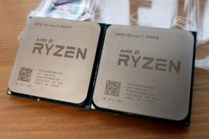 Ryzen 5 2600X & 2700X