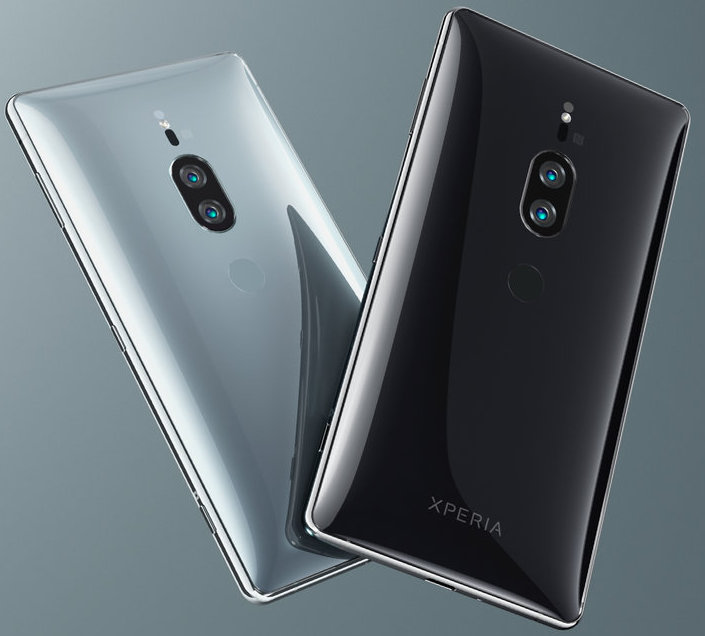 Xperia XZ2 Premium colors