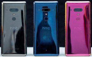 HTC U12+ back