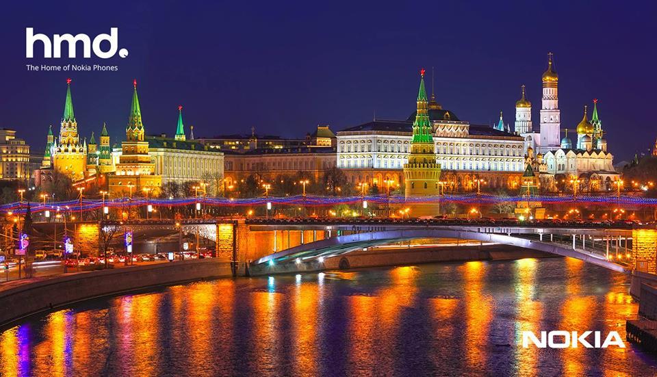 Nokia Moscow