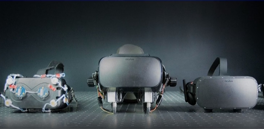 Oculus Half-Dome