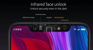 Xiaomi-Mi-8-Infrared-face-unlock