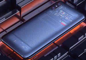 Xiaomi Mi8 EE back