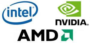 Intel-Nvidia-AMD
