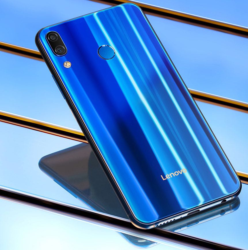 Lenovo Z5 Aurora Blue