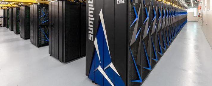 Supercomputer Summit 2018