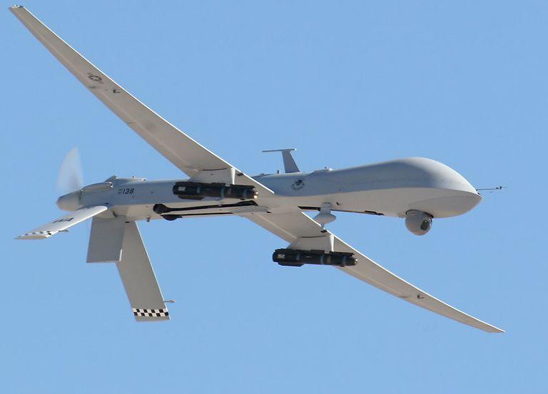 Dron-armado