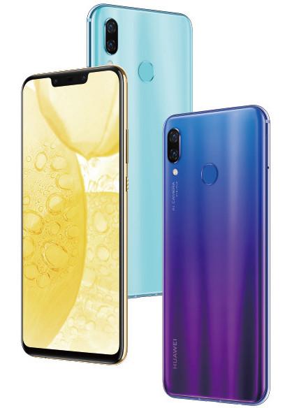 Huawei-Nova-3-color