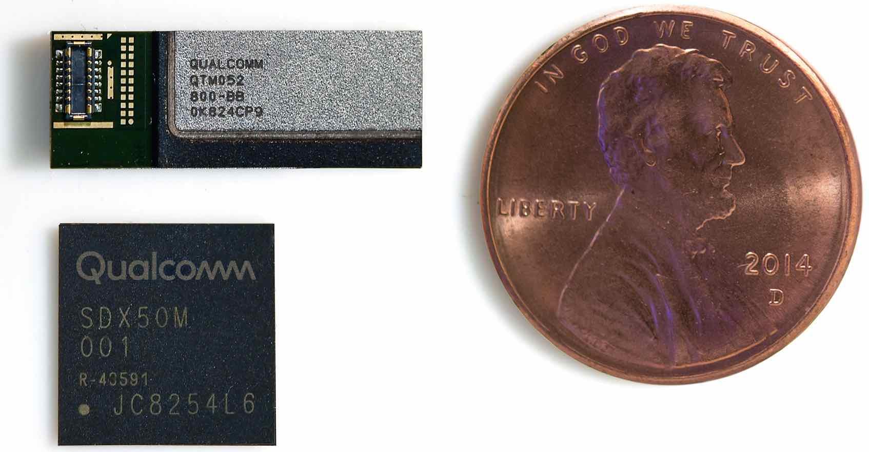 Qualcomm QTM052 & Snapdragon X50