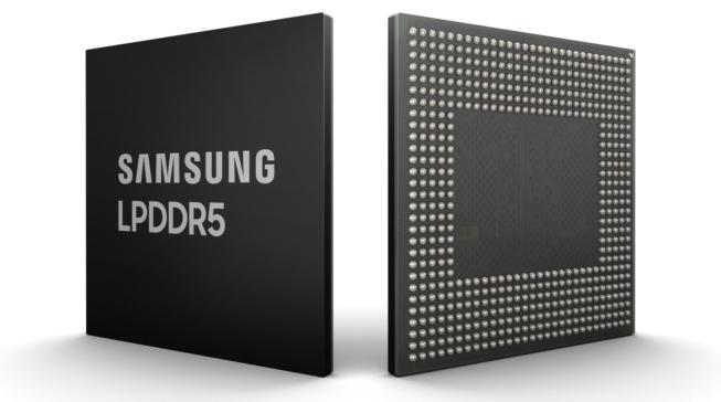 Samsung-LPDDR5