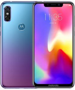 Motorola P30 blue