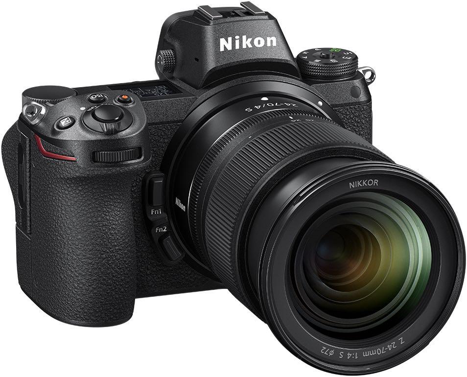 Nikon Z7 & Z6