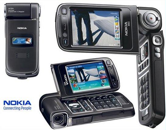 Nokia-N93
