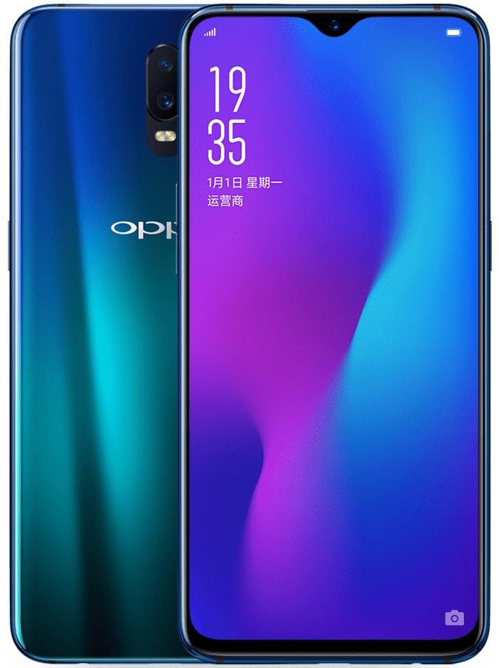 OPPO-R17