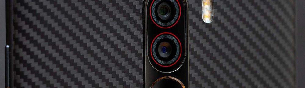 POCO F1 back camera